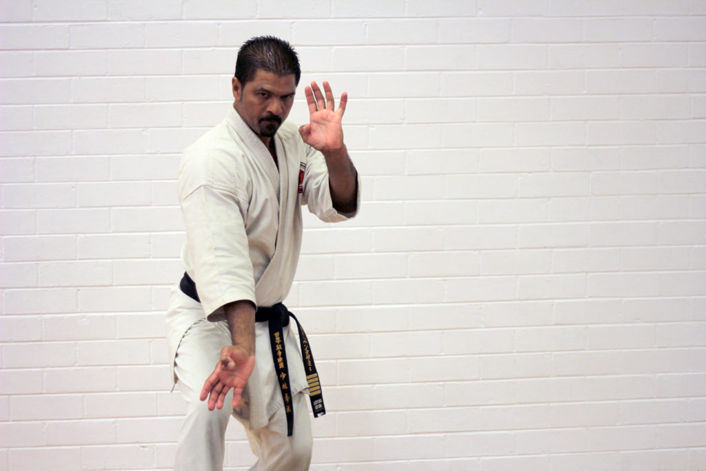 Sensei Herve Vengtasamy Profile